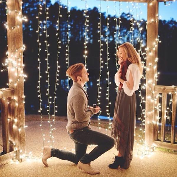 hipster  Yaratıcılığın sınırlarını zorlayan 20 muhteşem evlenme teklifi hipster