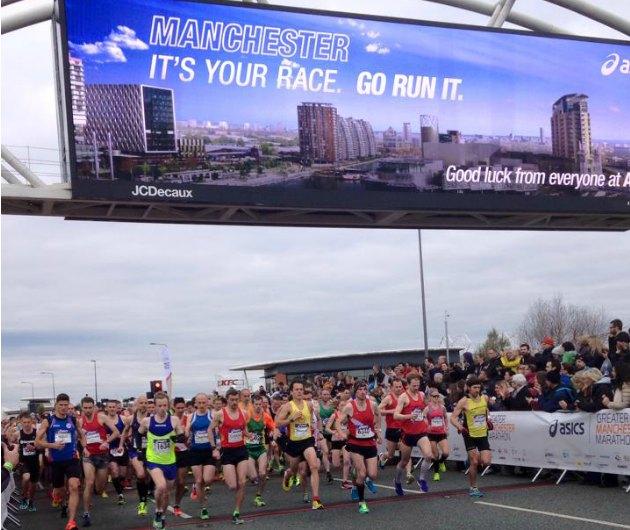 manchester maratonu