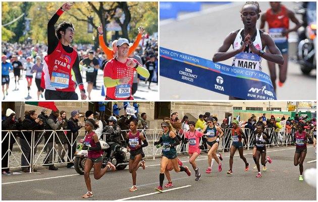 newyork maratonu