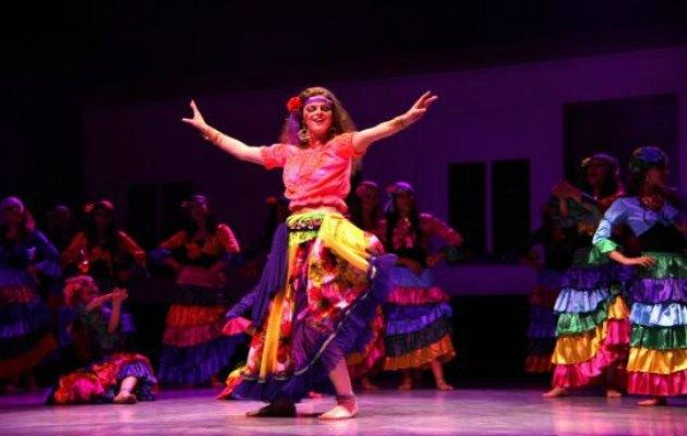 roman dansı 2