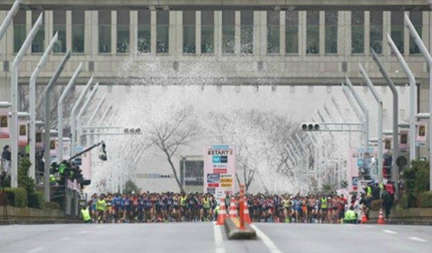 tokyo maratonu asics