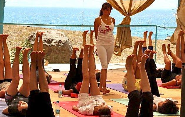 yoga tatili metiniçi