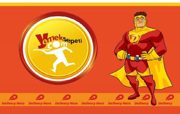yemek sepeti & delivery hero
