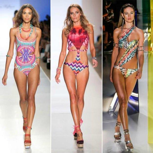 Etnik desenler, 2015 yaz modasına damgasını vuran stilleri oluşturan öğelerden.