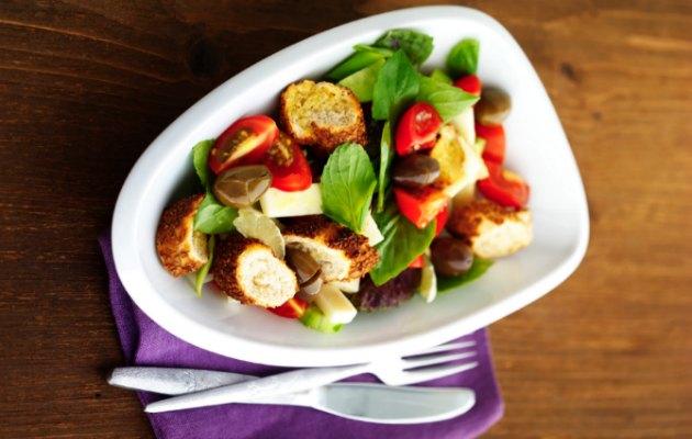 domatesli salata