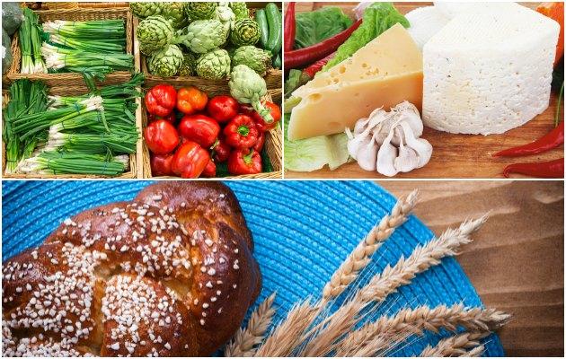 Mikrobiyotaya yararlı besinleri keşfedin, dengeli beslenin.