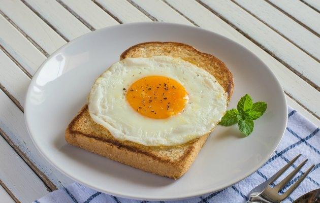 Protein bakımından en zengin besinlerden biri, yumurta.