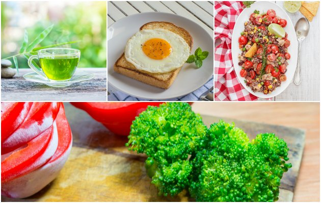 Lif, protein, folik asit bakımından zengin besinler, sağlıklı beslenme ve zayıflama için doğru seçim.