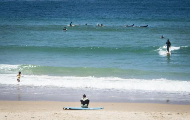 Okyanusta dalga sörfüne ne dersiniz?