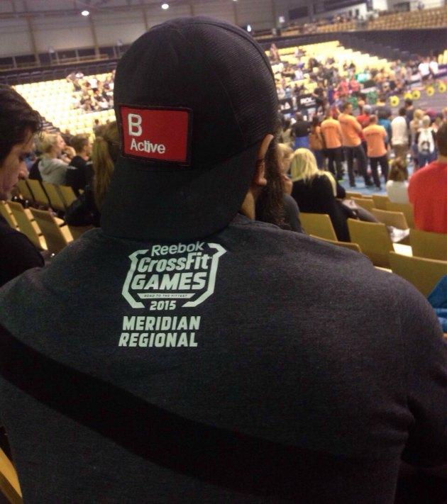 CrossFit Games Meridian Regionals'ta yarışan Ateş Boran deneyimini anlatıyor