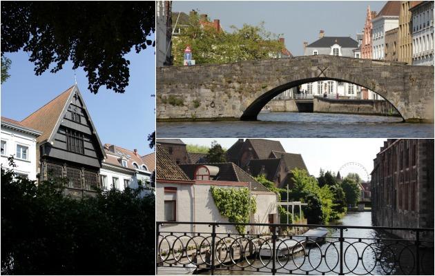 """""""Brugges"""" eski Flemenkçe'de """"köprüler"""" anlamına geliyor."""