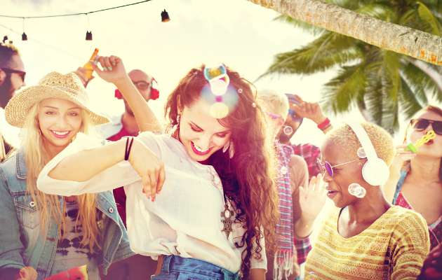 Dünyanın farklı yerlerindeki müzik ve dansların ortak bir noktası var