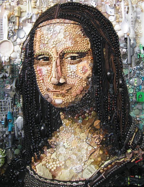 Mona Lisa'nın 300'den fazla farklı versiyonu