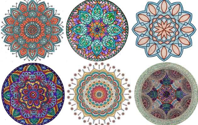 Mandala Cesitleri Ve Meditasyon Nasil Yapilir