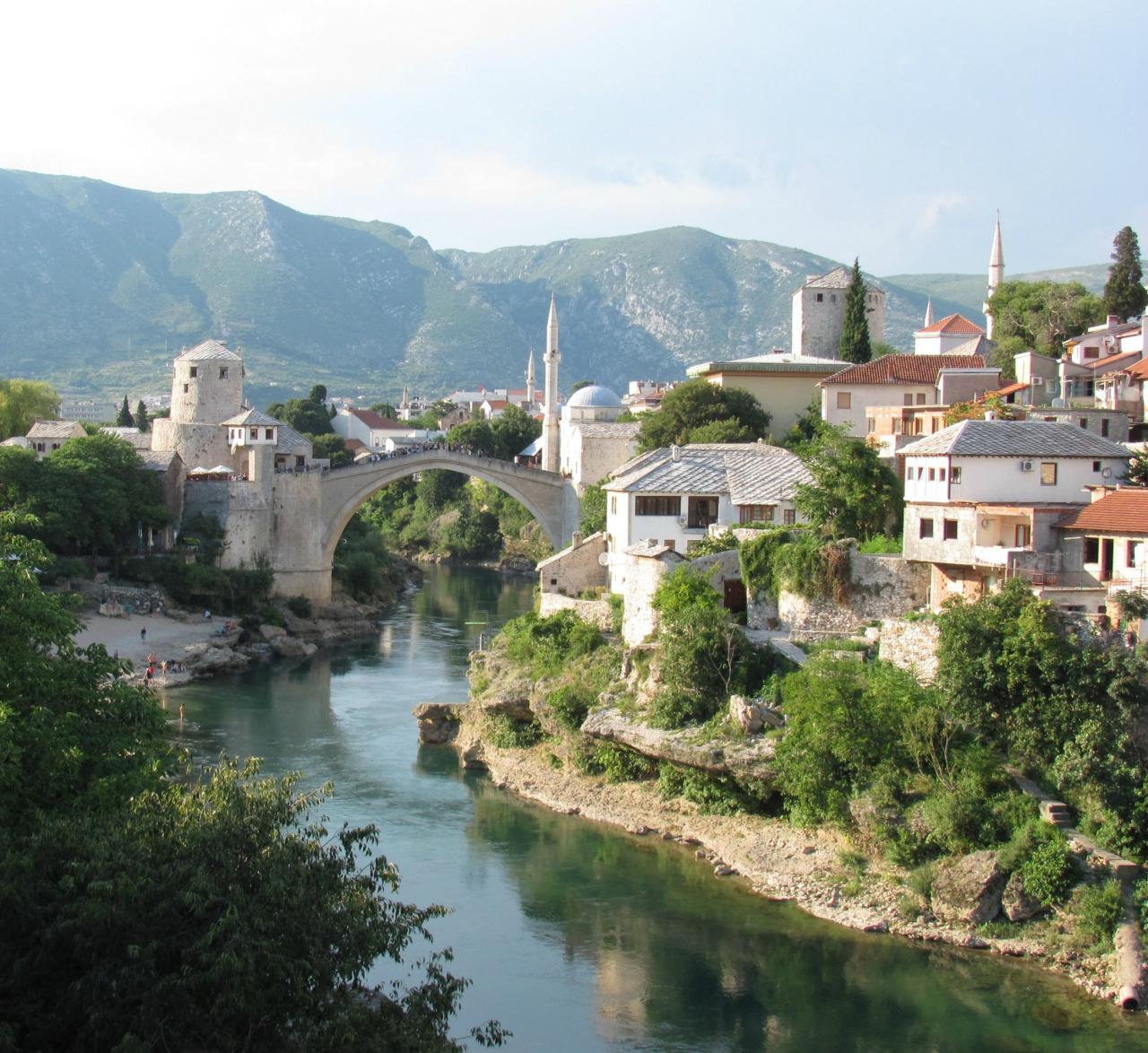 26 mostar köprüsü bosna hersek