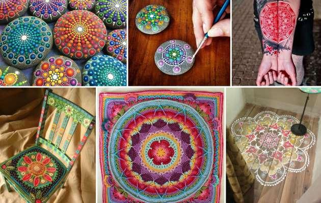 Mandala çeşitleri Ve Meditasyon Nasıl Yapılır