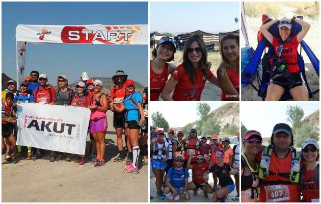 Runfire Kapadokya Ultra Maratonu katılımcıları deneyimlerini anlatmaya devam ediyor