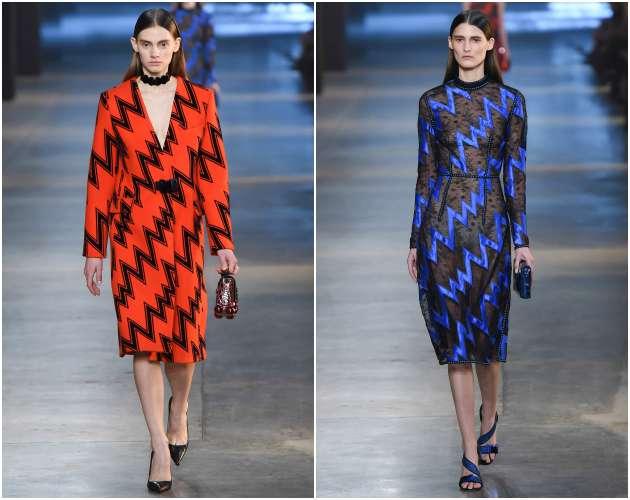 2015 sonbahar kadın modasında derin etkiler