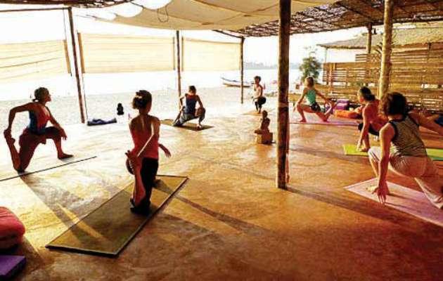 Kendinize giden yolda, yılın farklı zamanlarında Hindistan yoga tatilini yapabileceğiniz yerler