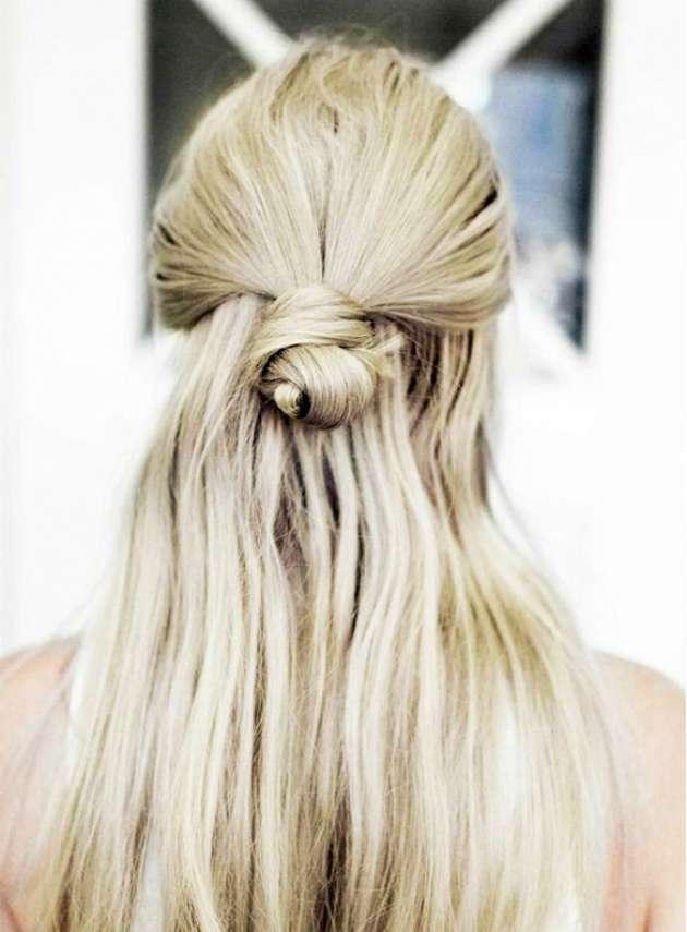 Hızlıca yapabileceğiniz 7 günlük saç modeli