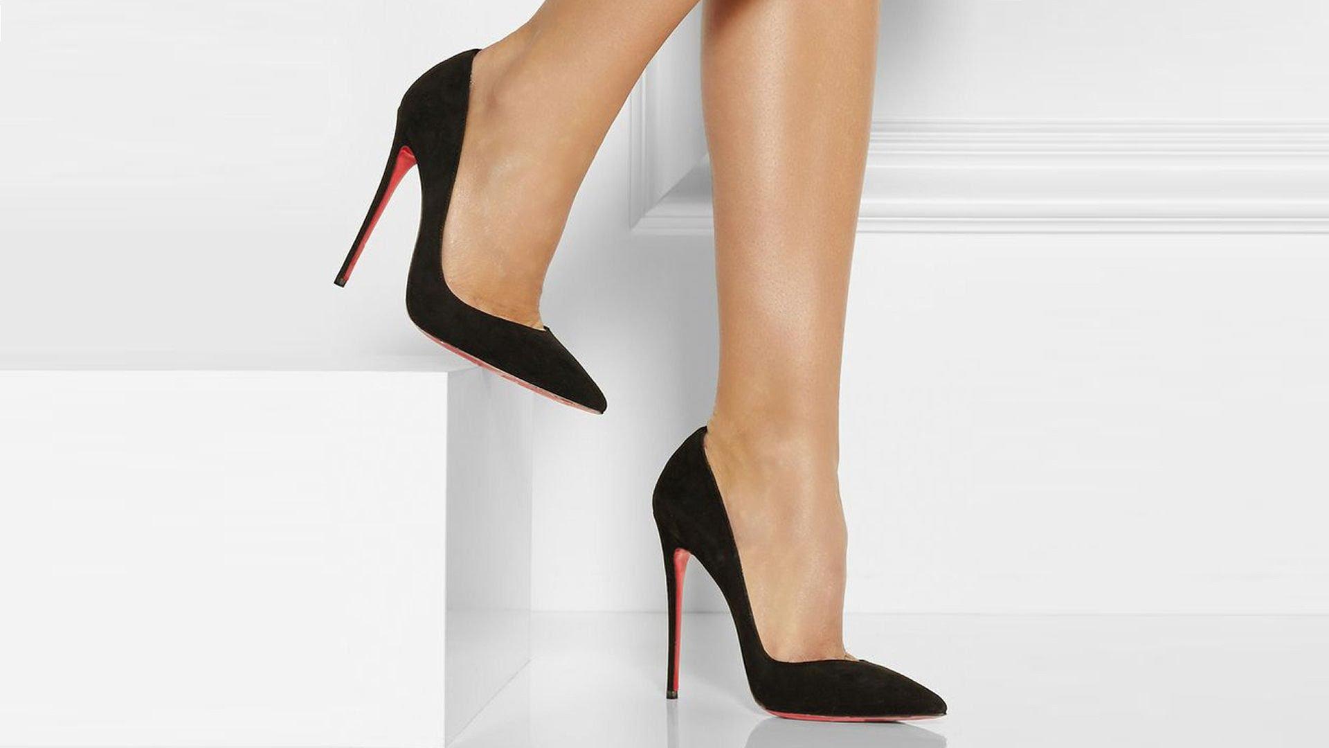 Topuklu ayakkabı kadınları neden daha çekici gösteriyor?