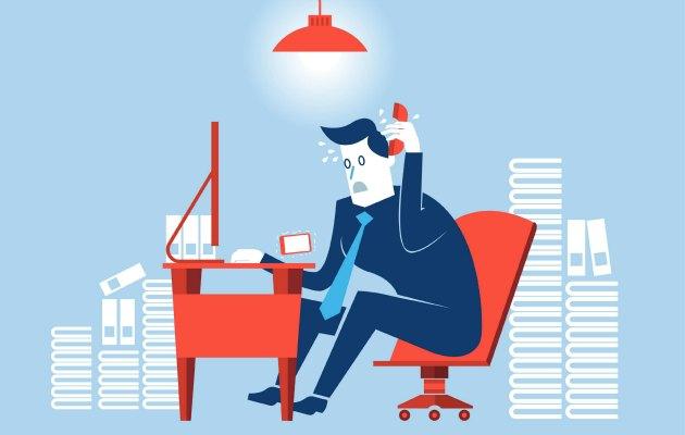İş yerindeki stresi azaltmanın yolları nelerdir?