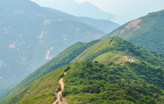 İnanılmaz güzellikte olan 24 yürüyüş rotası