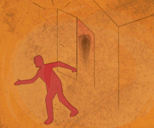 Panik atak geçiren insanlar tam olarak ne hissediyor?  Panik atak geçiren insanlar tam olarak ne hissediyor? 8