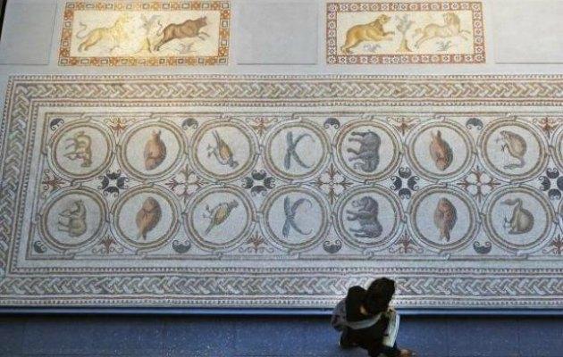 Avrupa güncesi: Louvre Müzesi
