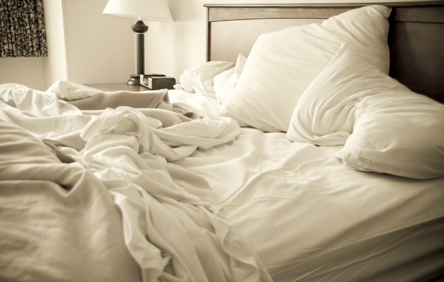Neden yatağınızı hiçbir zaman düzeltmemelisiniz?
