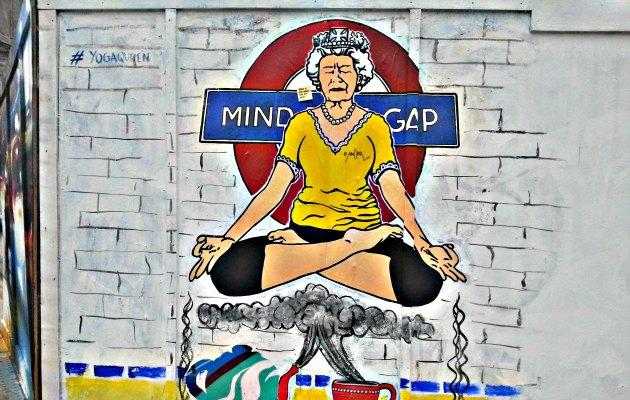 O deveyi ille de güttüren memleket: Londra –2