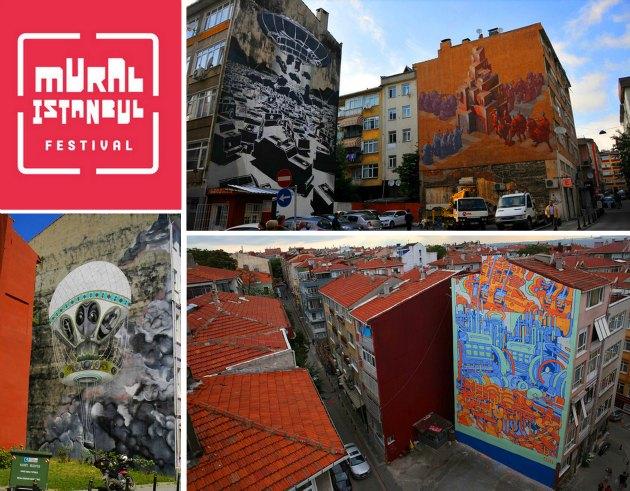 Mural İstanbul: Graffiti'nin dönüştürücü etkisi