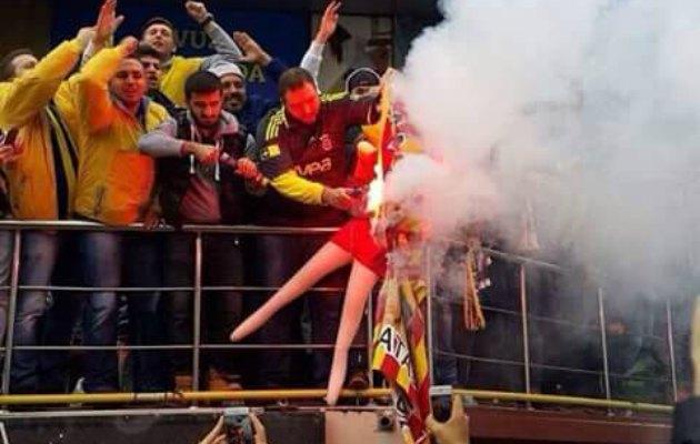 Seksizm, Şiddet ve Futbol