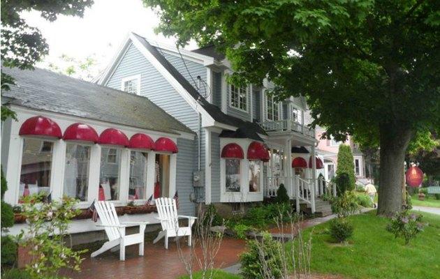Amerika'nın küçük ama güzel eyaletlerinden birisi New Hampshire standart 4
