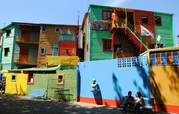 Göçlerden okyanusa, okyanustan kalbe akan güzel havalar şehri: Buenos Aires