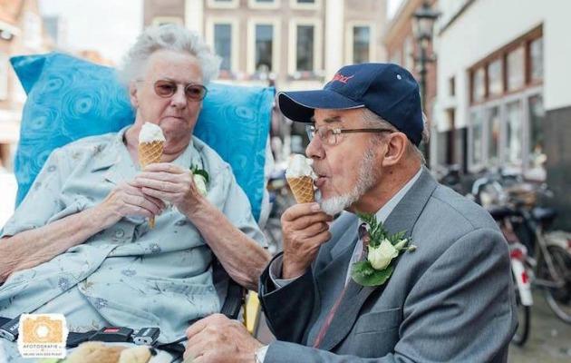 Bir külah dondurma mutluluğu