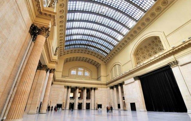 Dünyanın en güzel tren istasyonları
