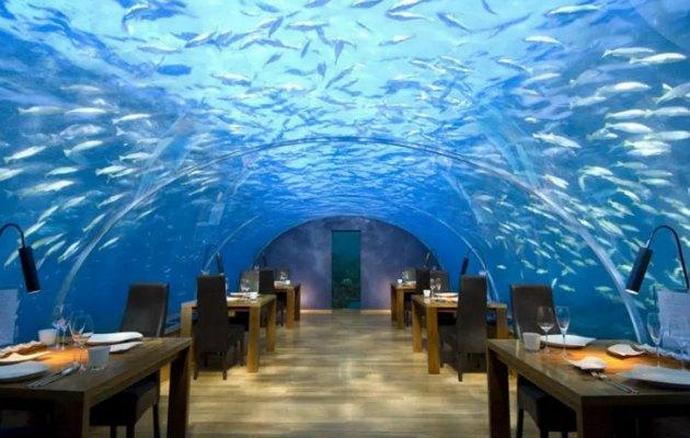 Dünyanın çeşitli yerlerindeki ilginç oteller