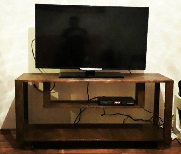 DIY- Kendin yap: TV ünitesi