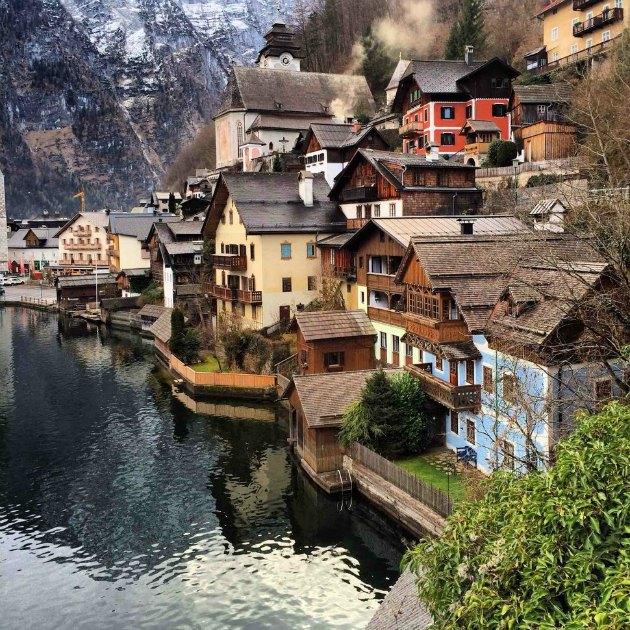 Her şeyi bırakıp taşınmak isteyeceğiniz inanılmaz güzellikteki kasabalar