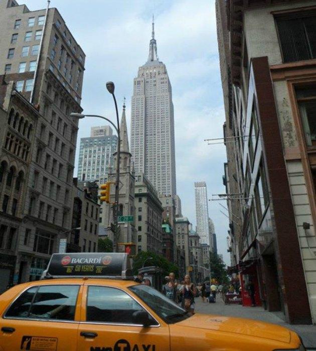 New York güncesi: Empire State