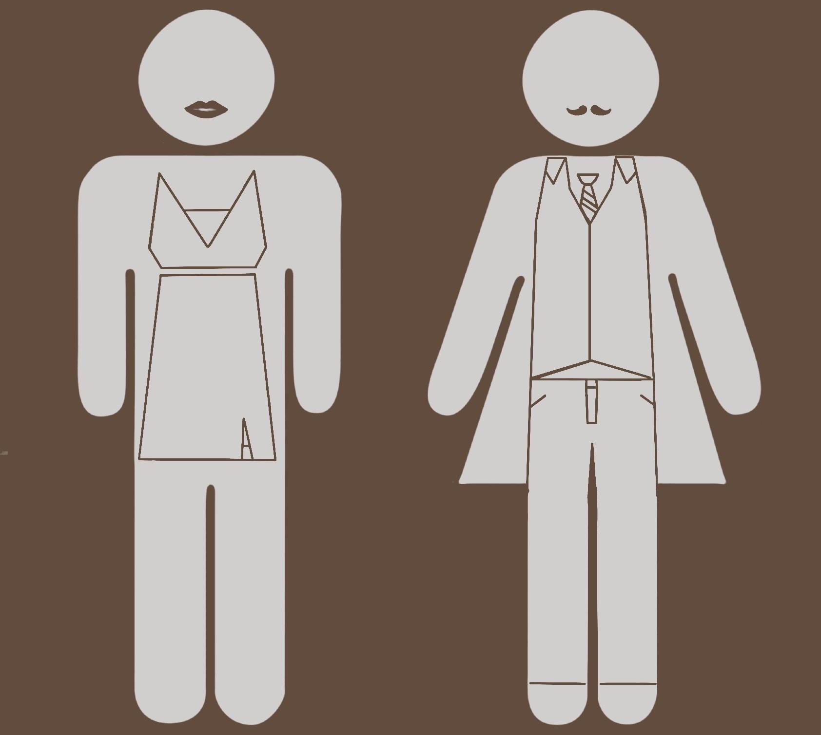 Toplumsal cinsiyet ve biyolojik cinsiyetin toplum tarafından yanlış etiketlenmiş bilimsel gerçeklikleri