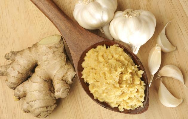 Zencefil ve sarımsağın faydaları