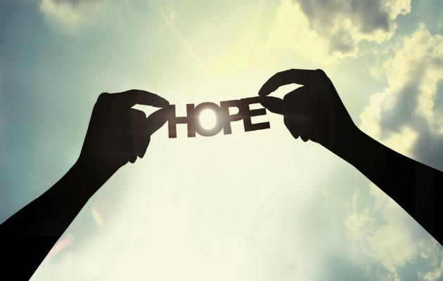 İyi bir gelecek için her zaman umut vardır