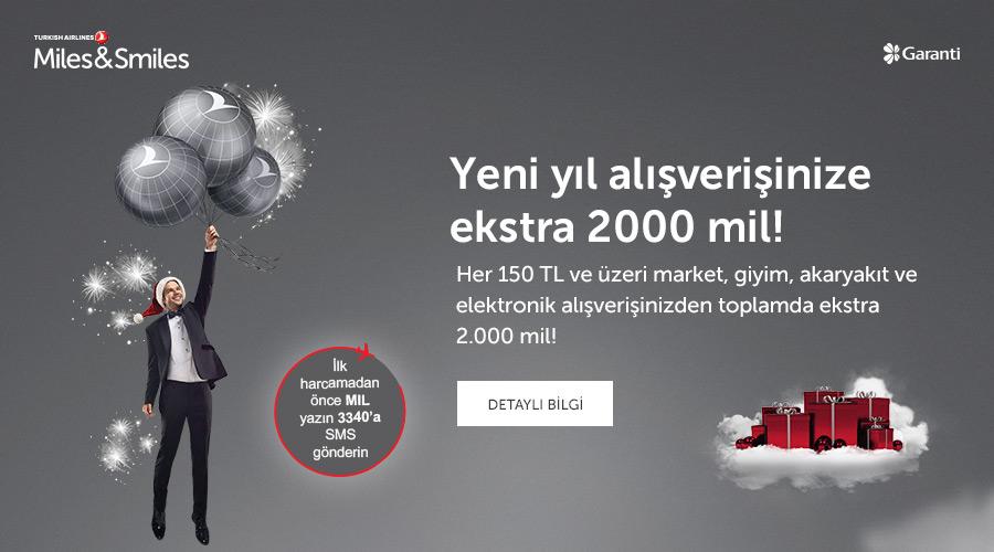 M&S Yılbaşı kampanyası