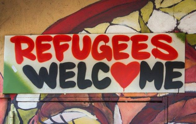 Akıllı telefonlar mültecilerin tek tesellisi