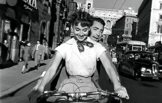 Audrey Hepburn zarafet deyince akla gelen ilk isimlerden