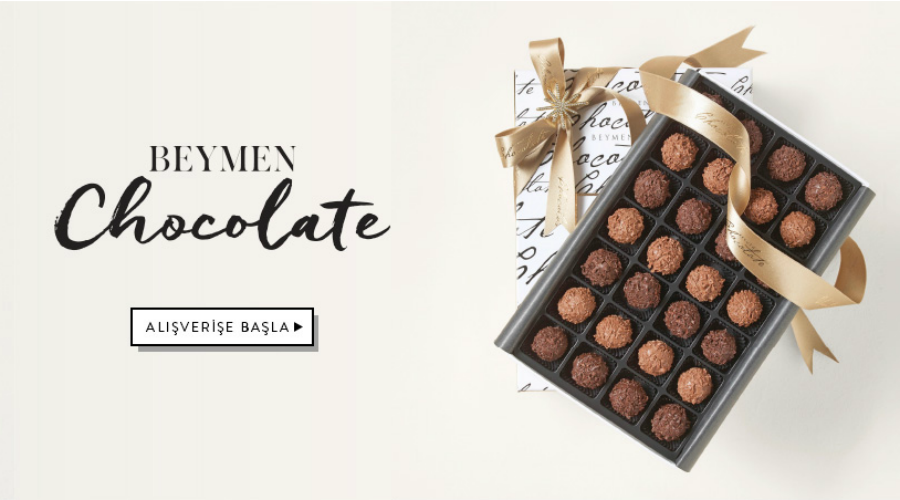 Beymen Chocolate
