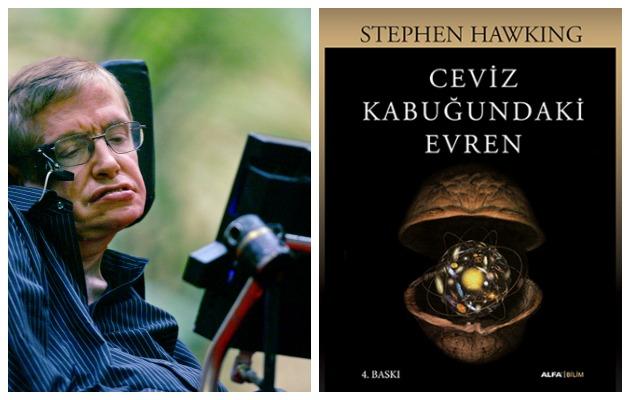 Ceviz Kabuğundaki Evren - Stephen Hawking