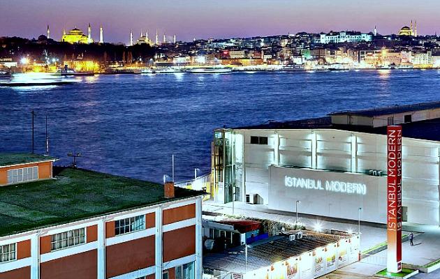 Istanbul Modern / Karaköy